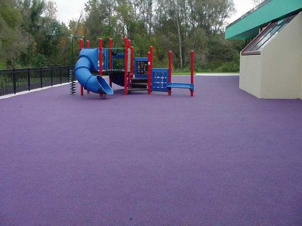 Playground Rubber Flooring Non Toxic Amp Easy To Clean